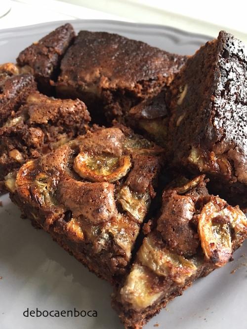 brownie platano-2-copyright-debocaenboca